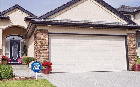 ADT Garage Door Controller