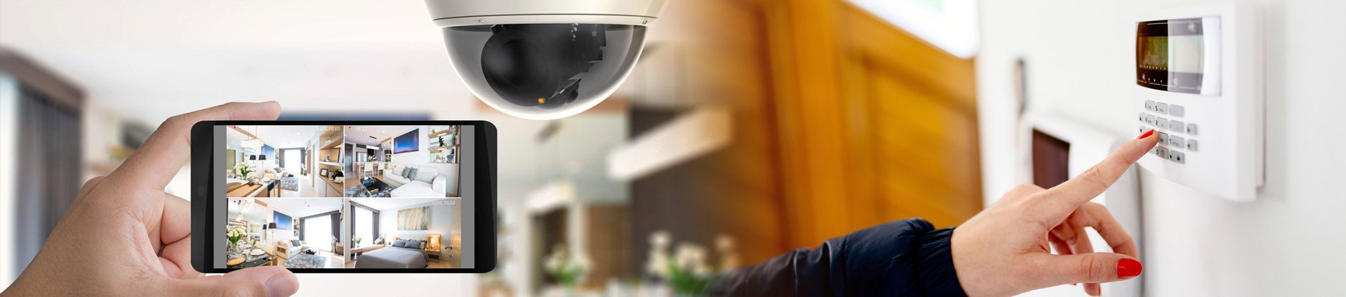 Surveillance systems in Houston